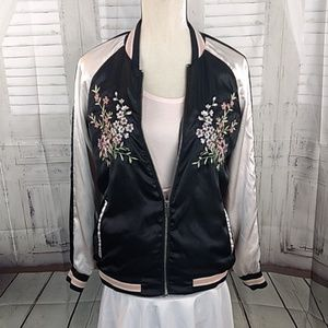 New Look Embroidered Jacket